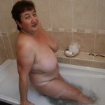Bath time is always so much fun