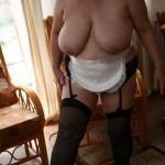 French maid will do more than clean for you