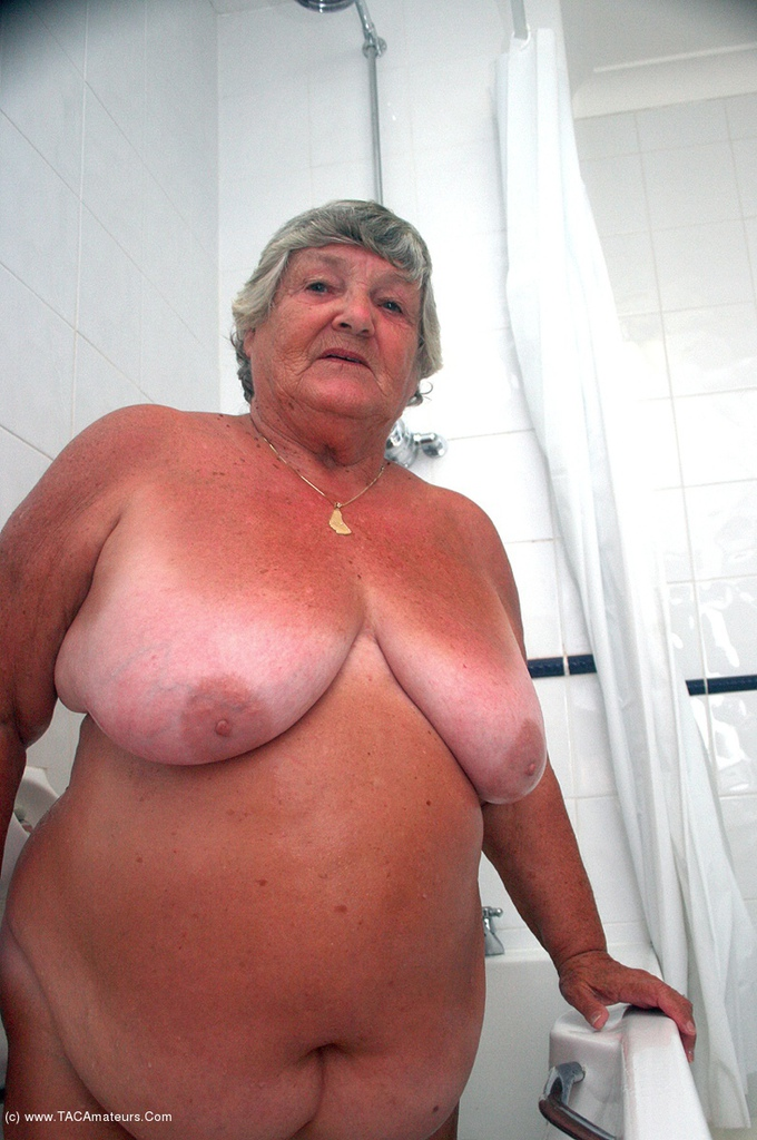 image Grandma with hard nipples needs to get off compilation