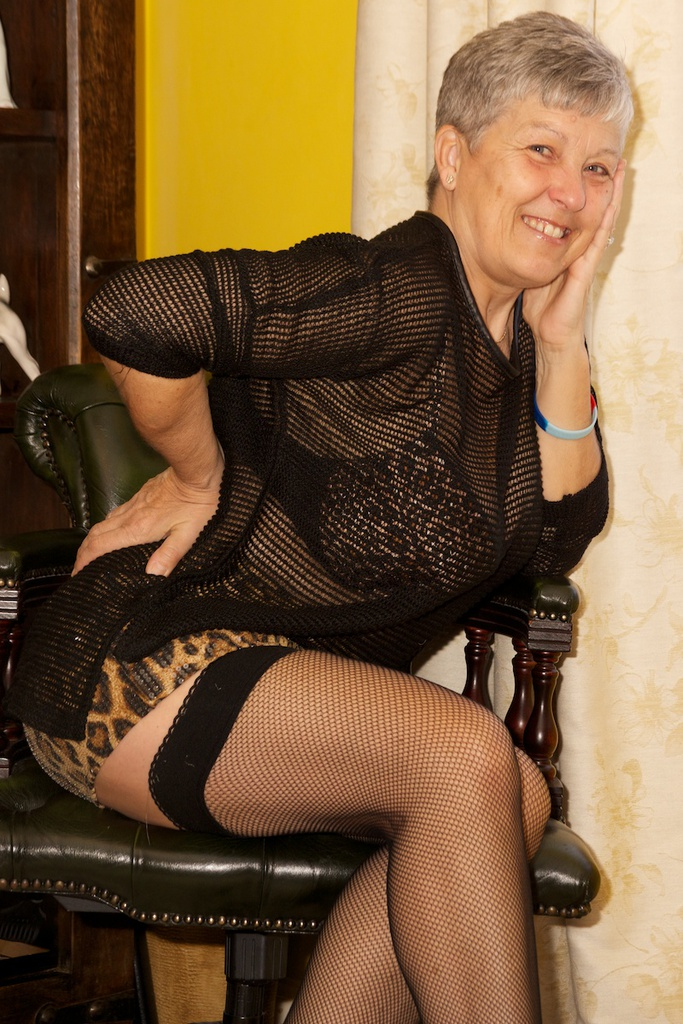 image British granny savana will serve all your needs