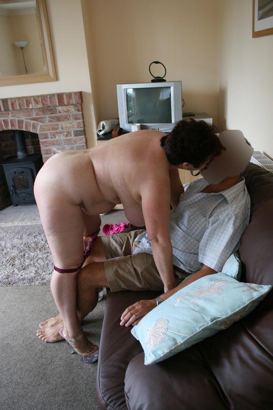 Horny fat bbw friend i met online showing her wet pussy - 2 part 6